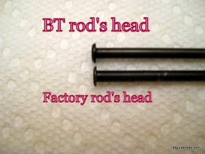 LCP rod heads compared 2