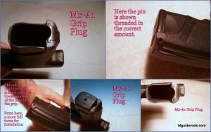 Steyr Accessories – BT Guide Rods