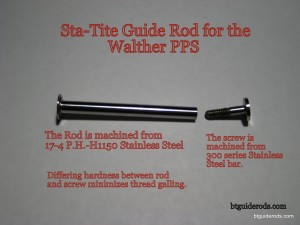 PPS Sta-Tite Rod and Screw